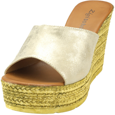 Zigi Soho Women's Aubry Wedged Sandal