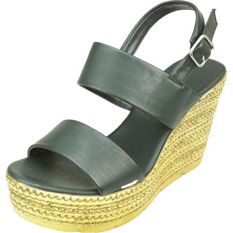 Zigi Soho Women's Abriella Ankle-High Wedged Sandal