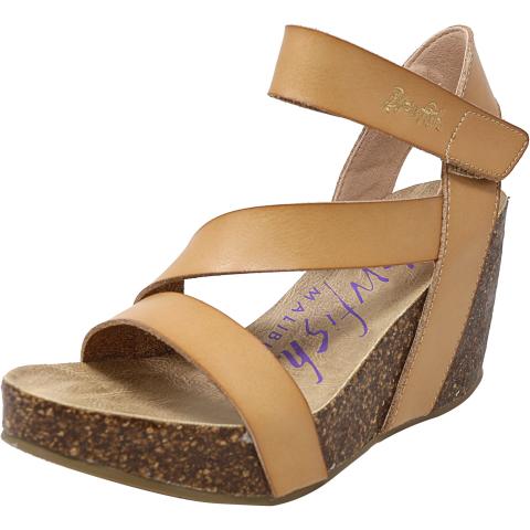 Blowfish Women's Hapuku High-Top Wedged Sandal