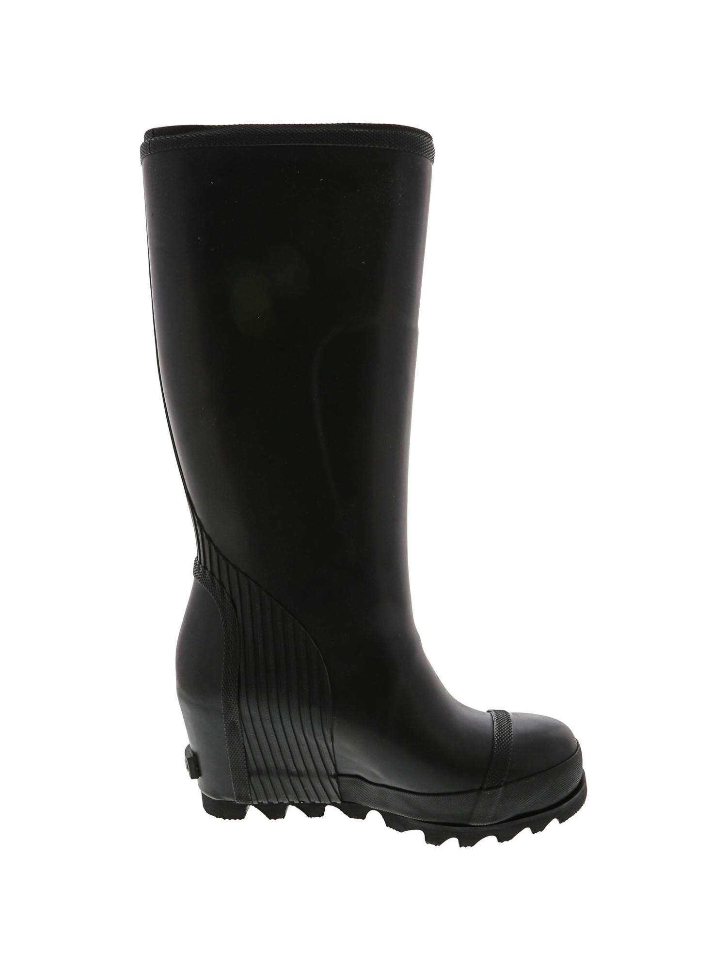 a131839b53c Sorel Women s Joan Rain Wedge Tall Knee-High Boot