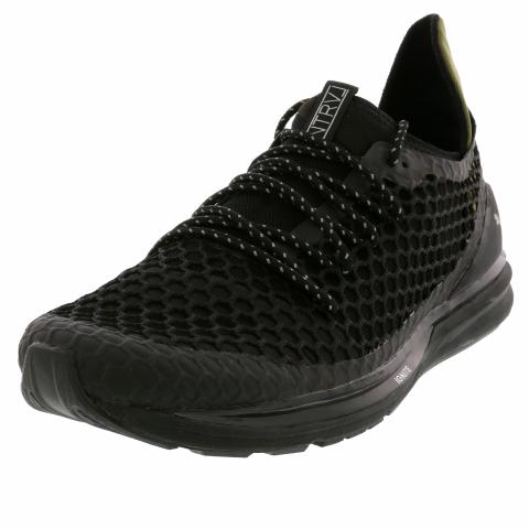 Puma Men's Ignite Limitless Netfit Staple Ankle-High Mesh Sneaker