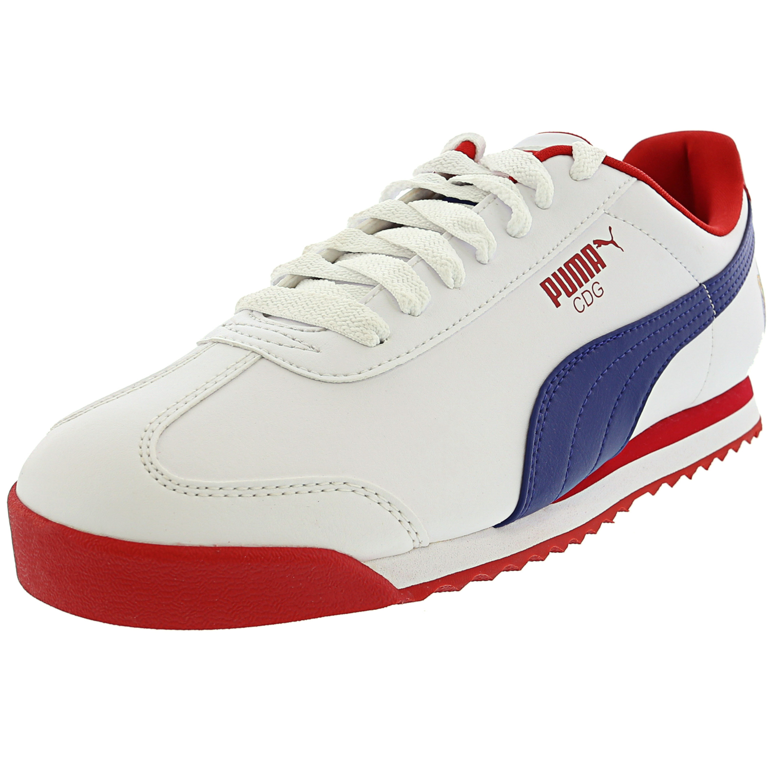 Puma Men's Roma Basic Cdg Ankle-High Leather Fashion Sneaker