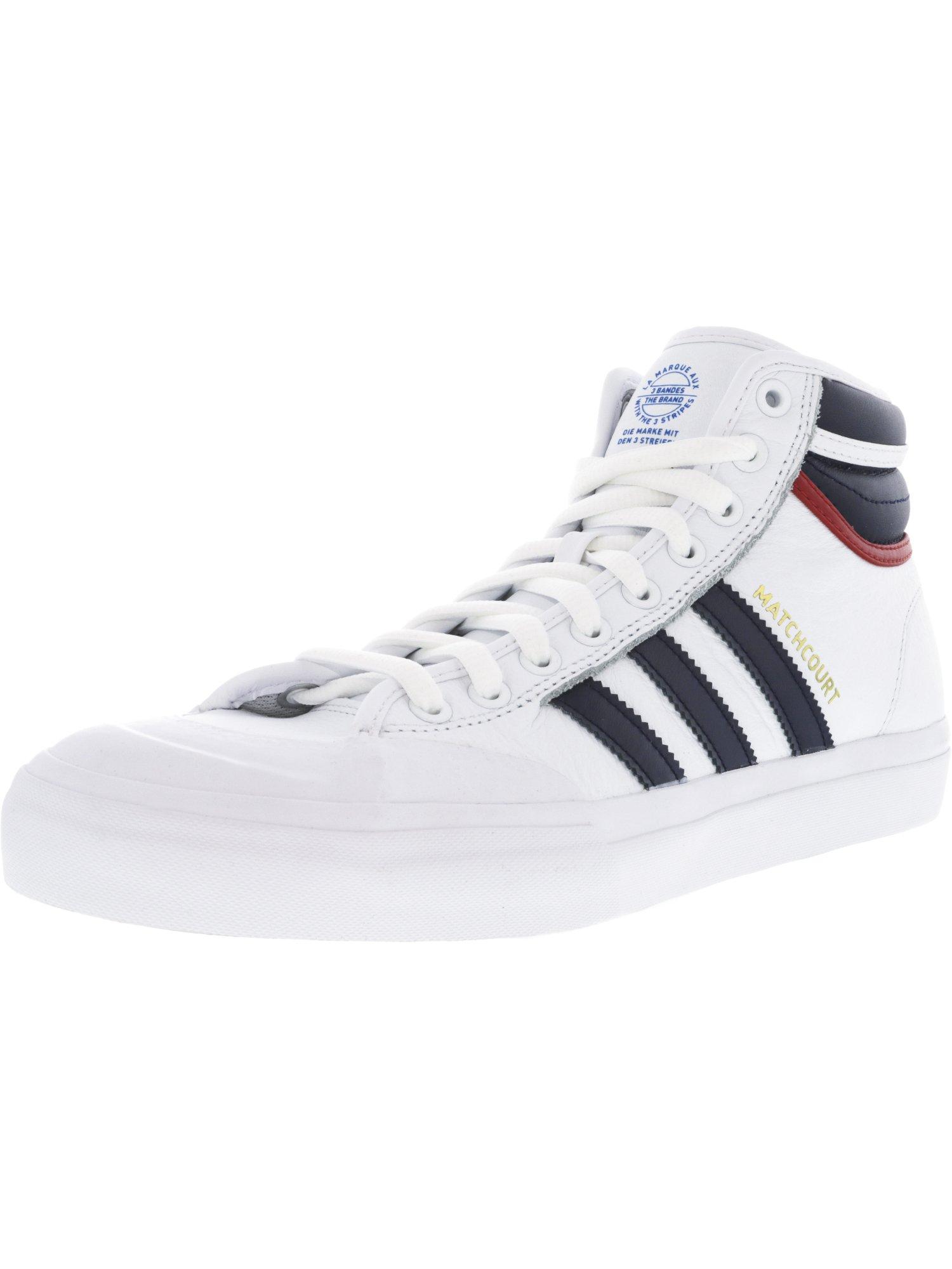adidas männer matchcourt hohe rx knöchel hohen stoff sneaker mode ebay