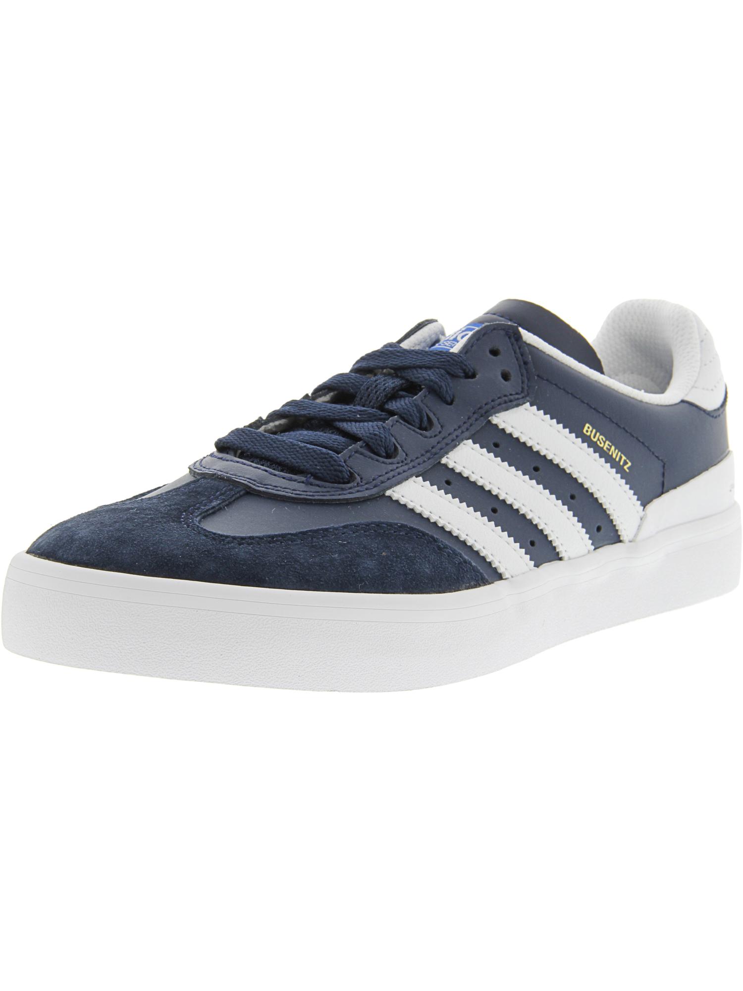 Adidas Adidas Adidas Uomo busenitz vulc rx ankle-high leather skateboarding shoe 96593d