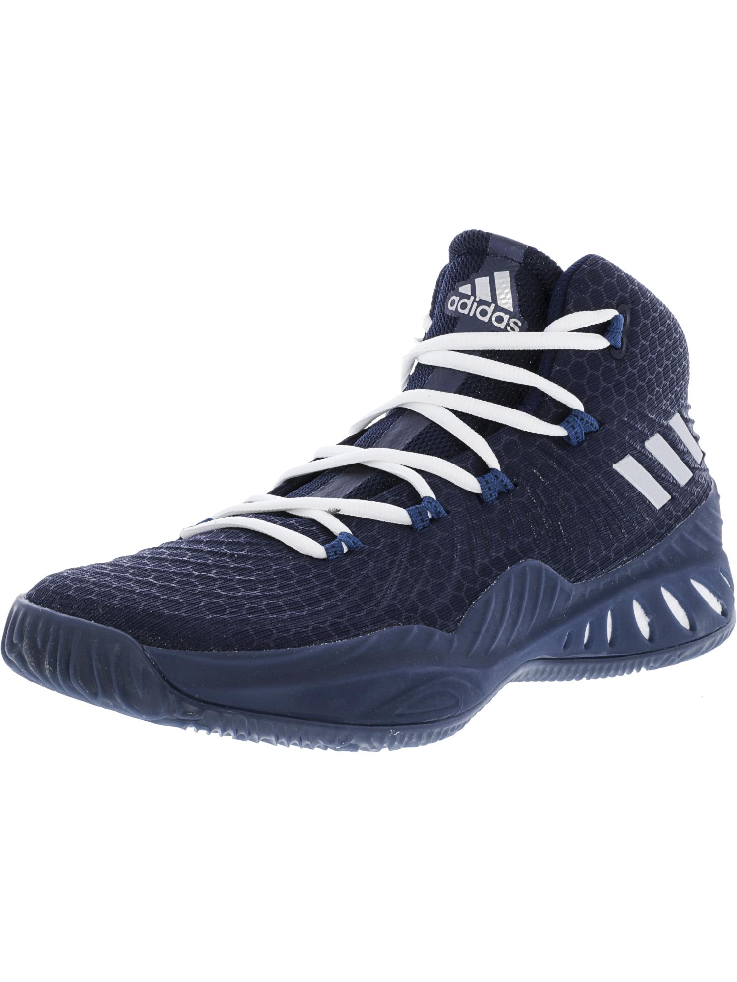 b1ebd8a0d ... Adidas Men s Crazy Explosive Explosive Explosive 2017 High-Top  Basketball Shoe ce25e0