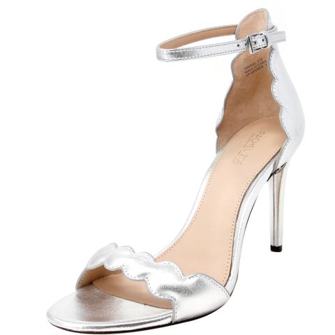 Rachel Zoe Women's Ava Nappa Ankle-High Leather Heel