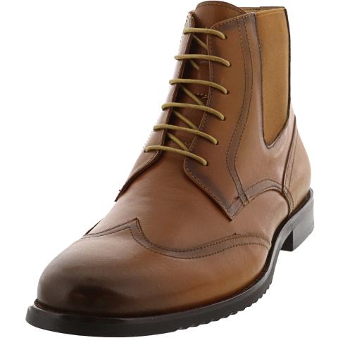 Zanzara Men's Morell Ankle-High Leather Chelsea