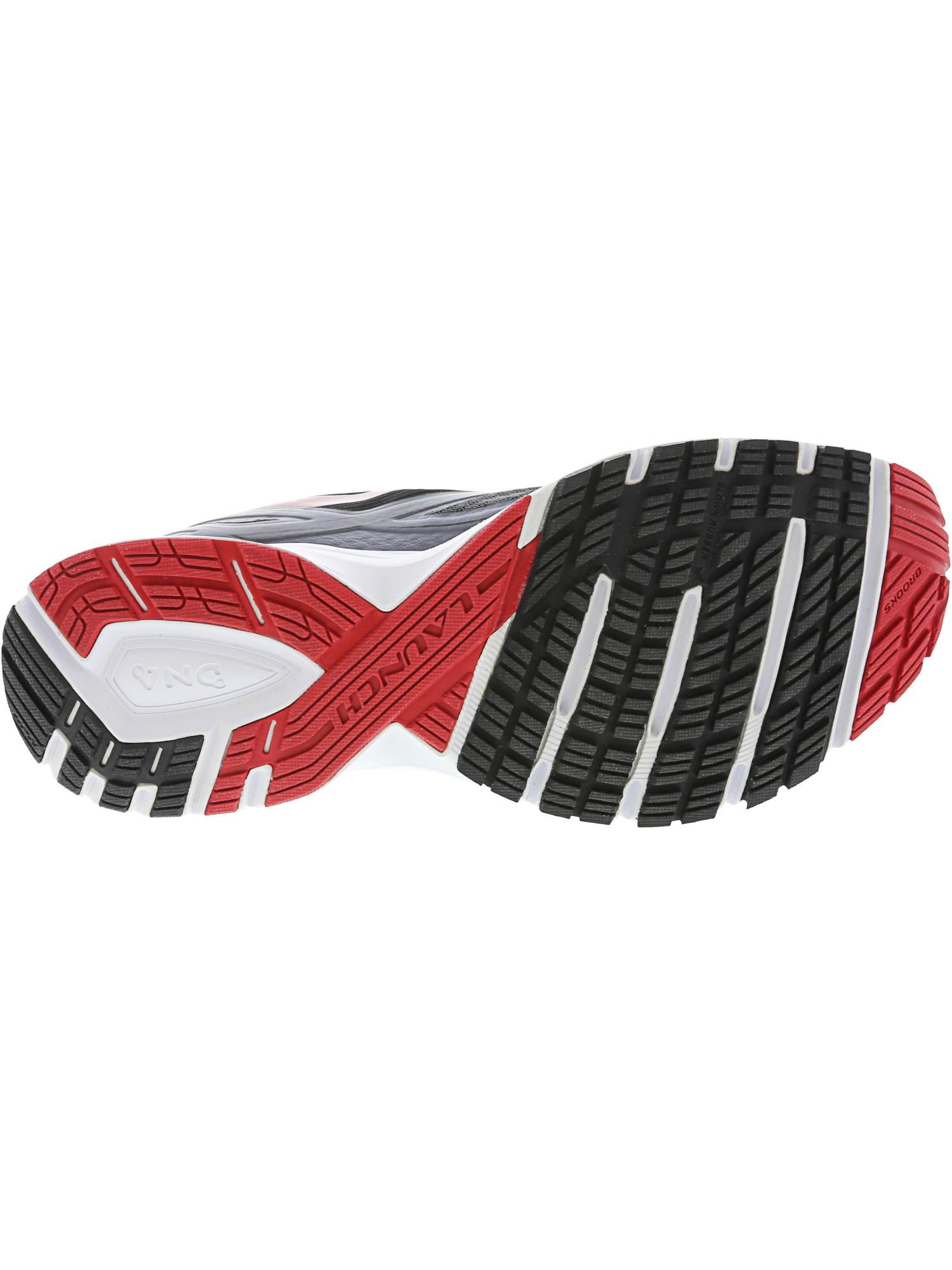 8b343e11b65 Brooks Men s Launch 4 Ankle-High Mesh Running Shoe