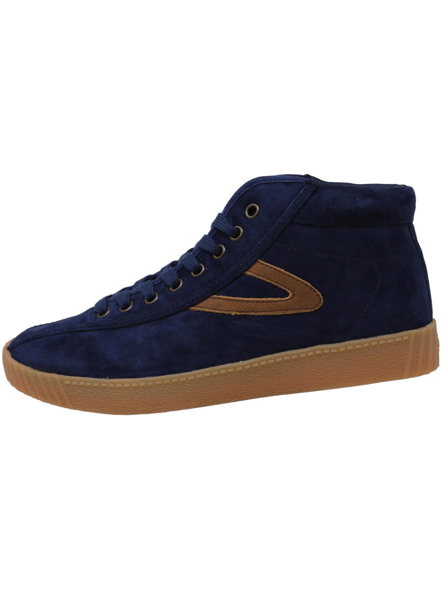 718e6640e95b ... Picture 2 of 3  Picture 3 of 3. Tretorn Men s Nylite Hi 7 Suede High-Top  Fashion Sneaker
