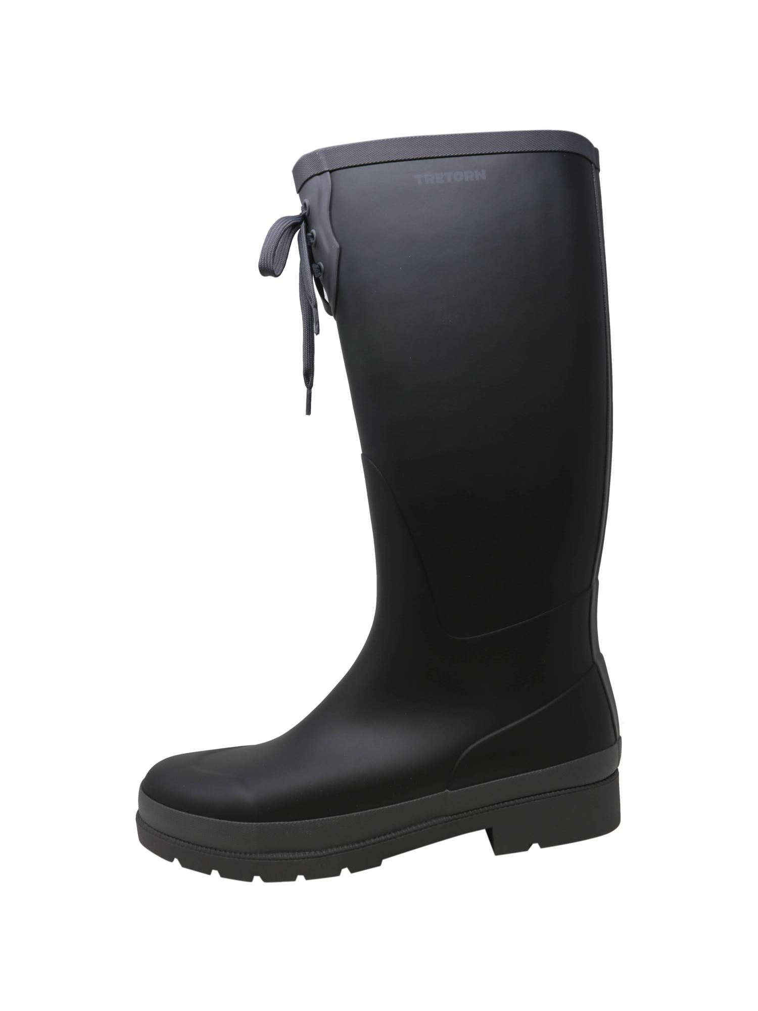 Tretorn-Women-039-s-Lacey-Rubber-Knee-High-Rain-Boot thumbnail 5