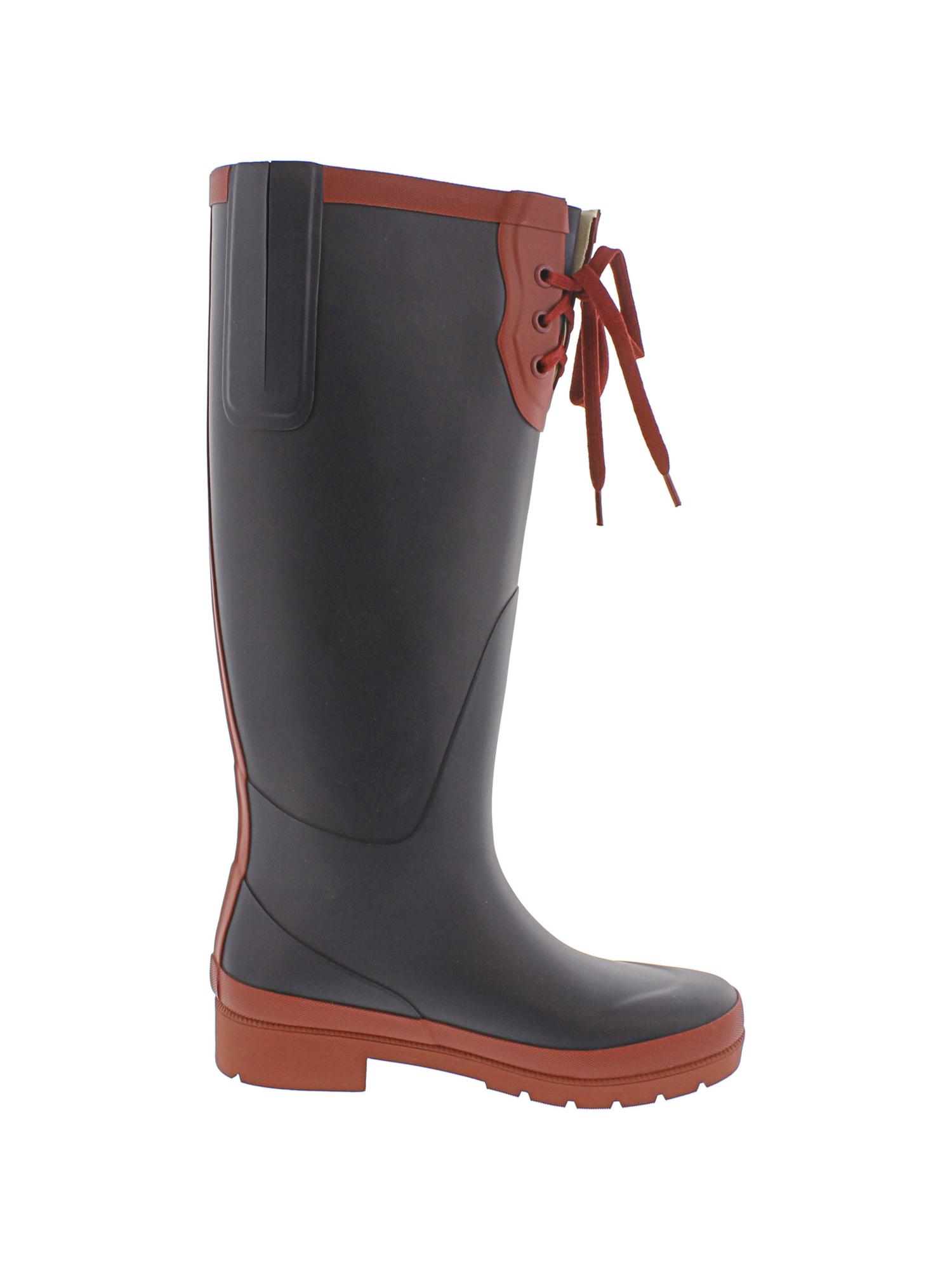 Tretorn-Women-039-s-Lacey-Rubber-Knee-High-Rain-Boot thumbnail 8