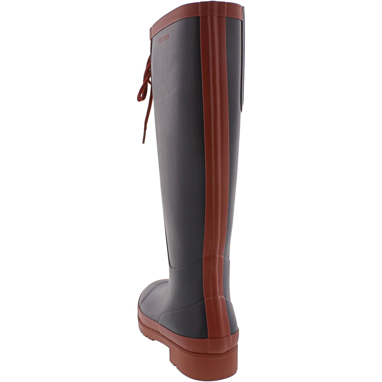 Tretorn-Women-039-s-Lacey-Rubber-Knee-High-Rain-Boot thumbnail 12