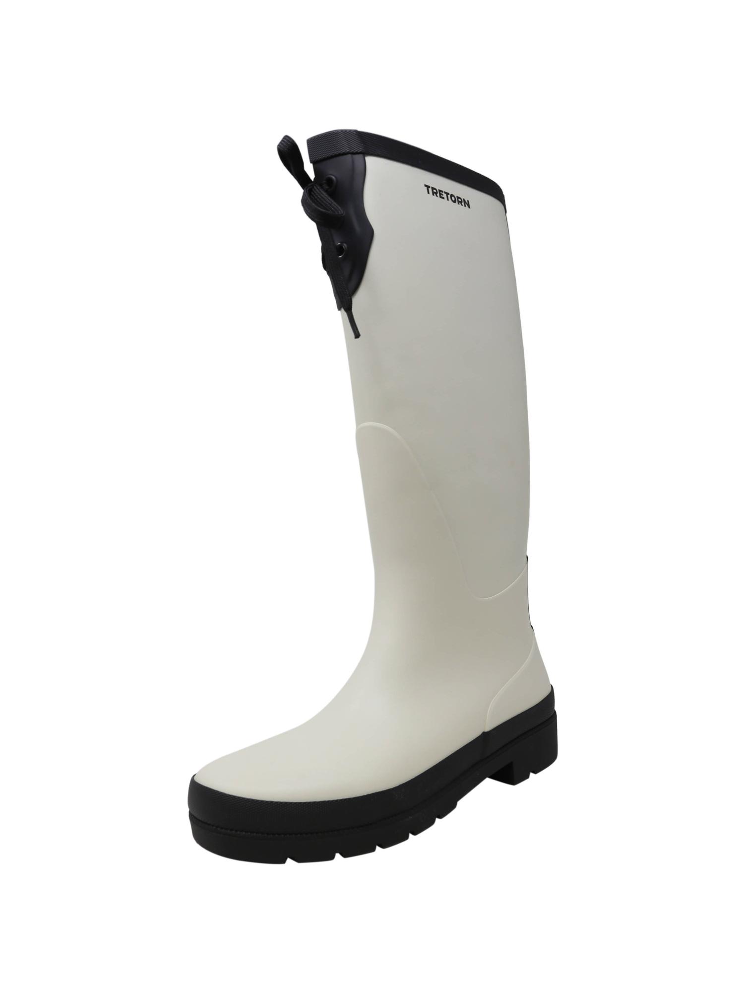 Tretorn-Women-039-s-Lacey-Rubber-Knee-High-Rain-Boot thumbnail 16