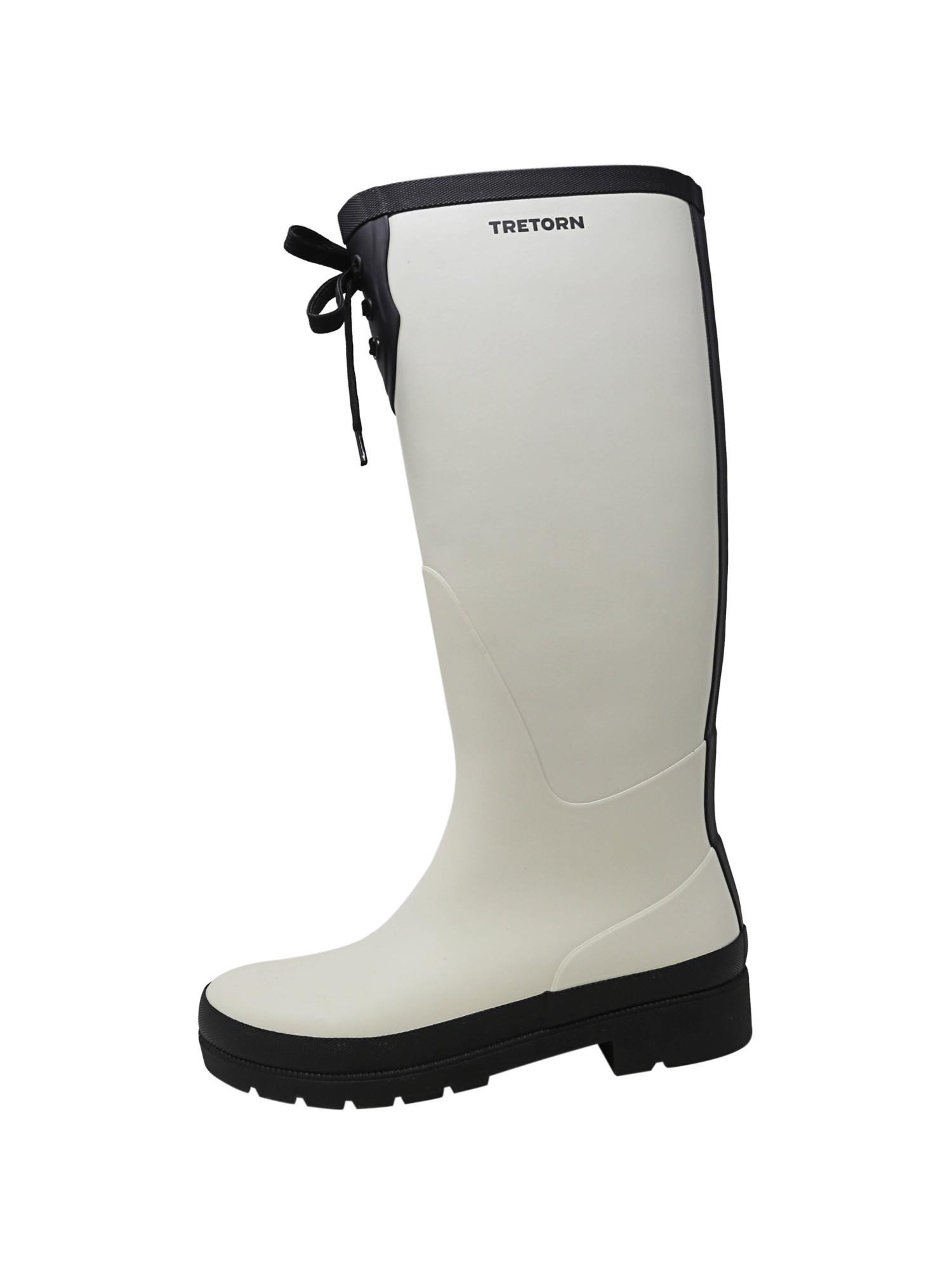 Tretorn-Women-039-s-Lacey-Rubber-Knee-High-Rain-Boot thumbnail 17