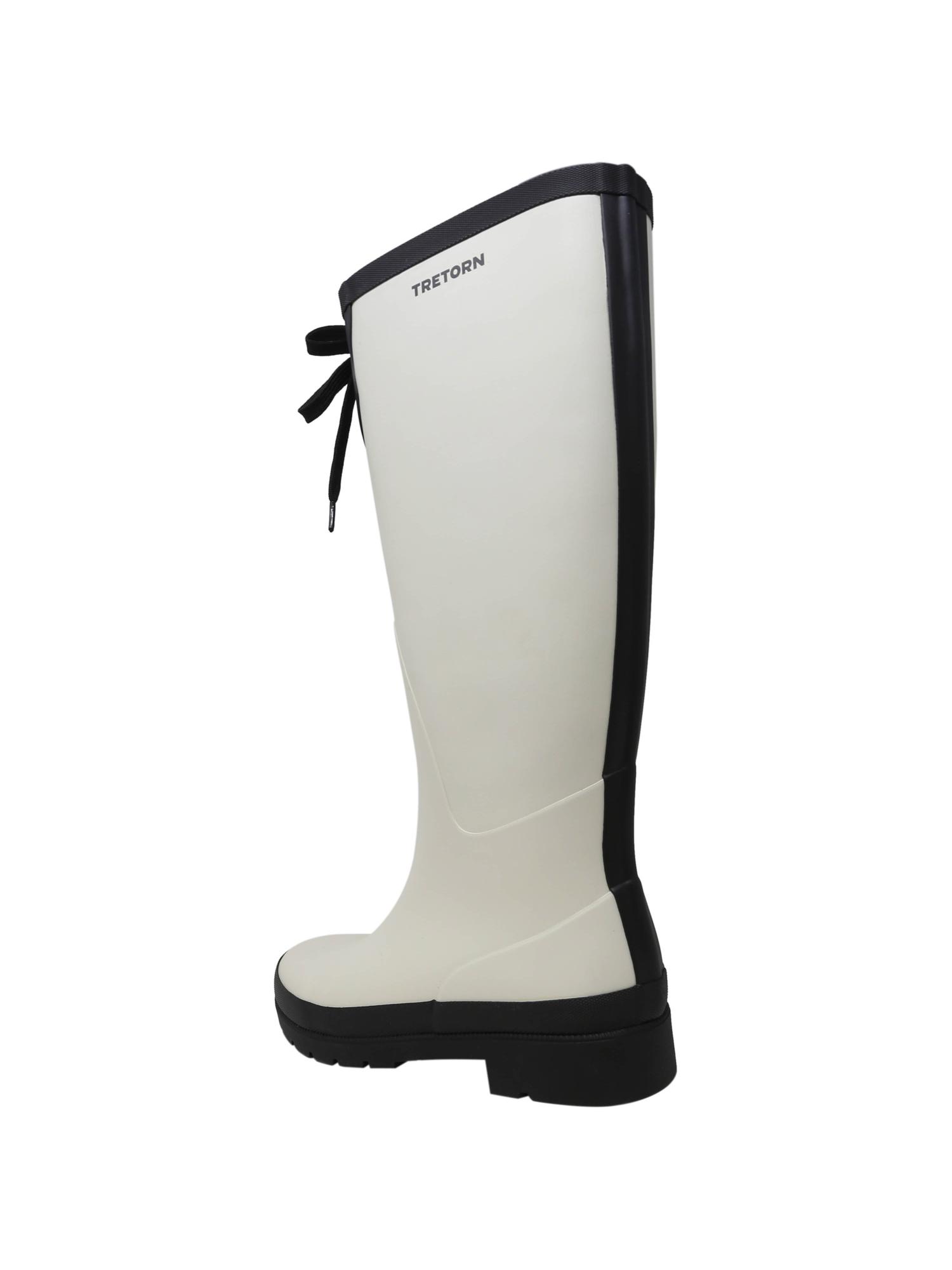 Tretorn-Women-039-s-Lacey-Rubber-Knee-High-Rain-Boot thumbnail 18