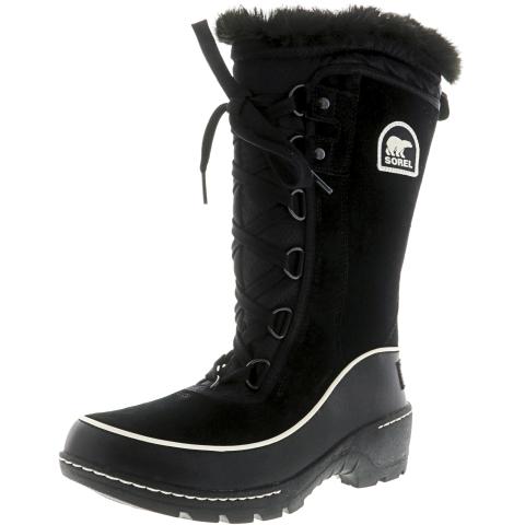 Sorel Women's Tivoli Iii High Mid-Calf Leather Snow Boot