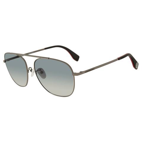 Converse SCO0565708H5 Gradient Square Sunglasses Grey/Black/Red