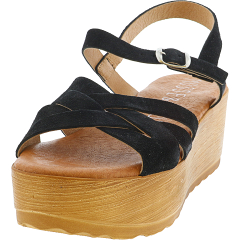Musse And Cloud Women's Nina Ankle-High Leather Sandal