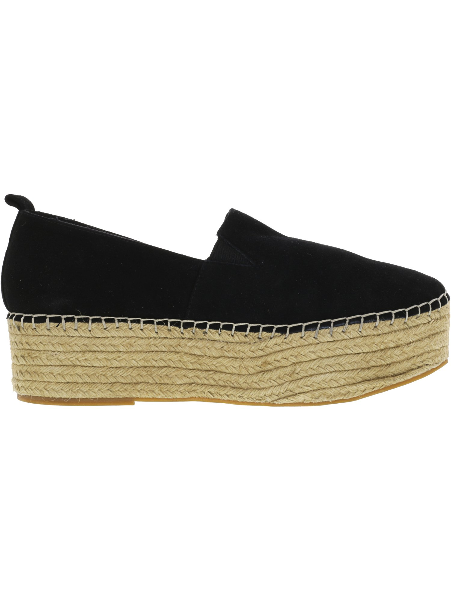 Steve-Madden-Women-039-s-Drill-Suede-Ankle-High-Slip-On-Shoes thumbnail 5