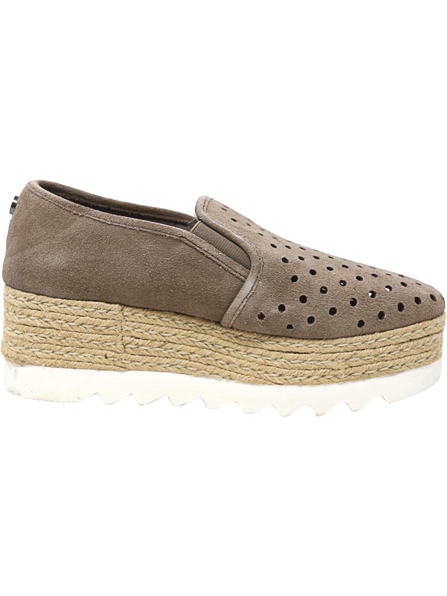 Steve-Madden-Women-039-s-Koreen-Suede-Slip-On-Shoes thumbnail 8