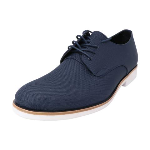 Calvin Klein Men's Faustino Ballistic Nylon Ankle-High Oxford