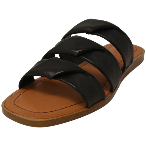 1.State Women's Frel Nappa Leather Sandal