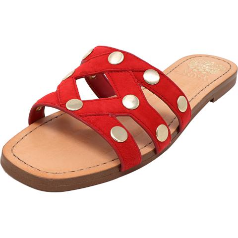 Vince Camuto Women's Vazista True Suede Sandal
