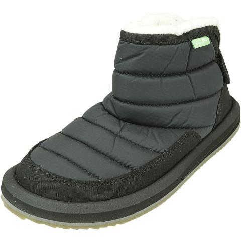 Sanuk Lil Puffer Ankle-High Boot