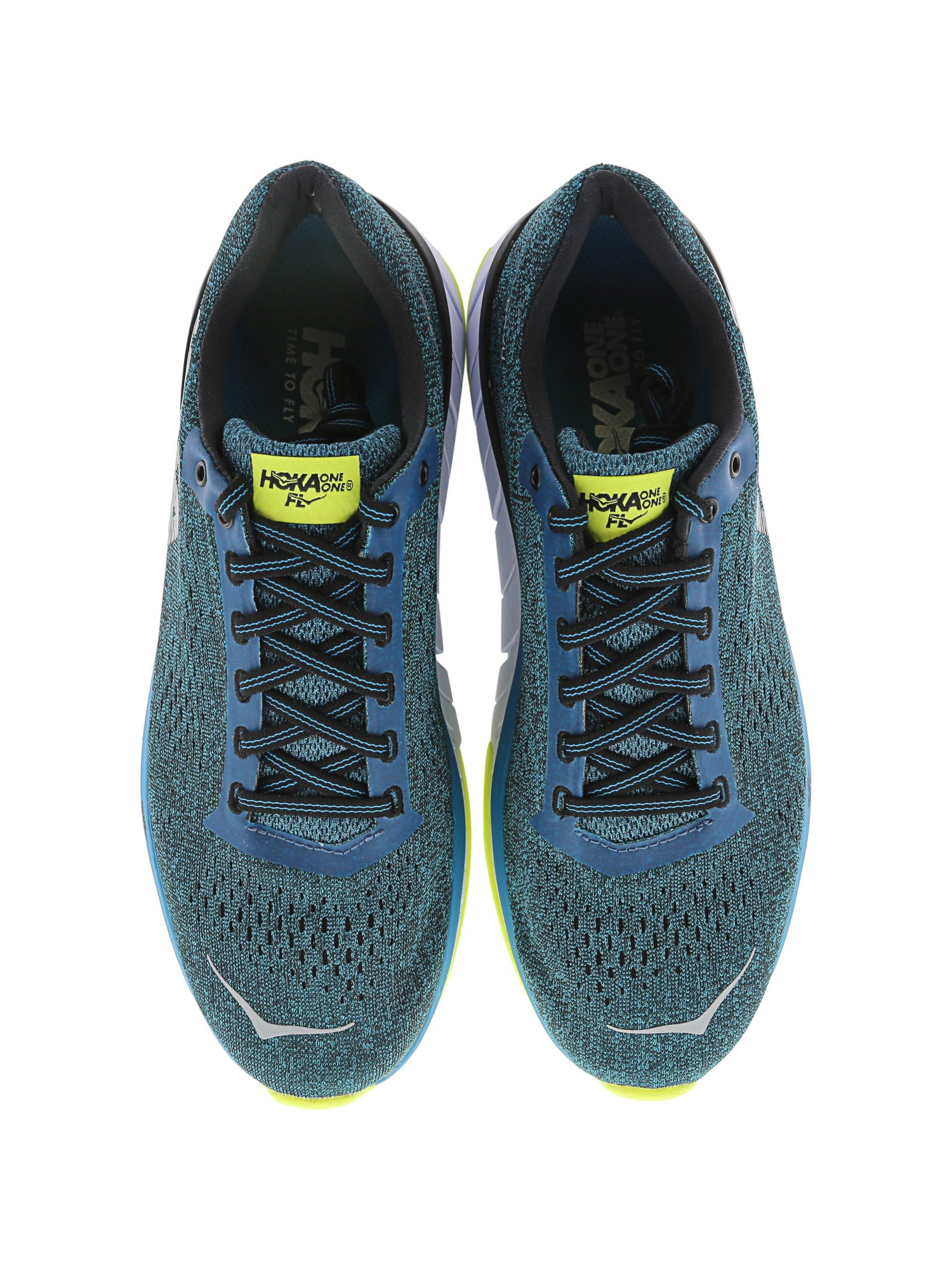Hoka-One-Men-039-s-Cavu-Ankle-High-Mesh-Running-Shoe thumbnail 5