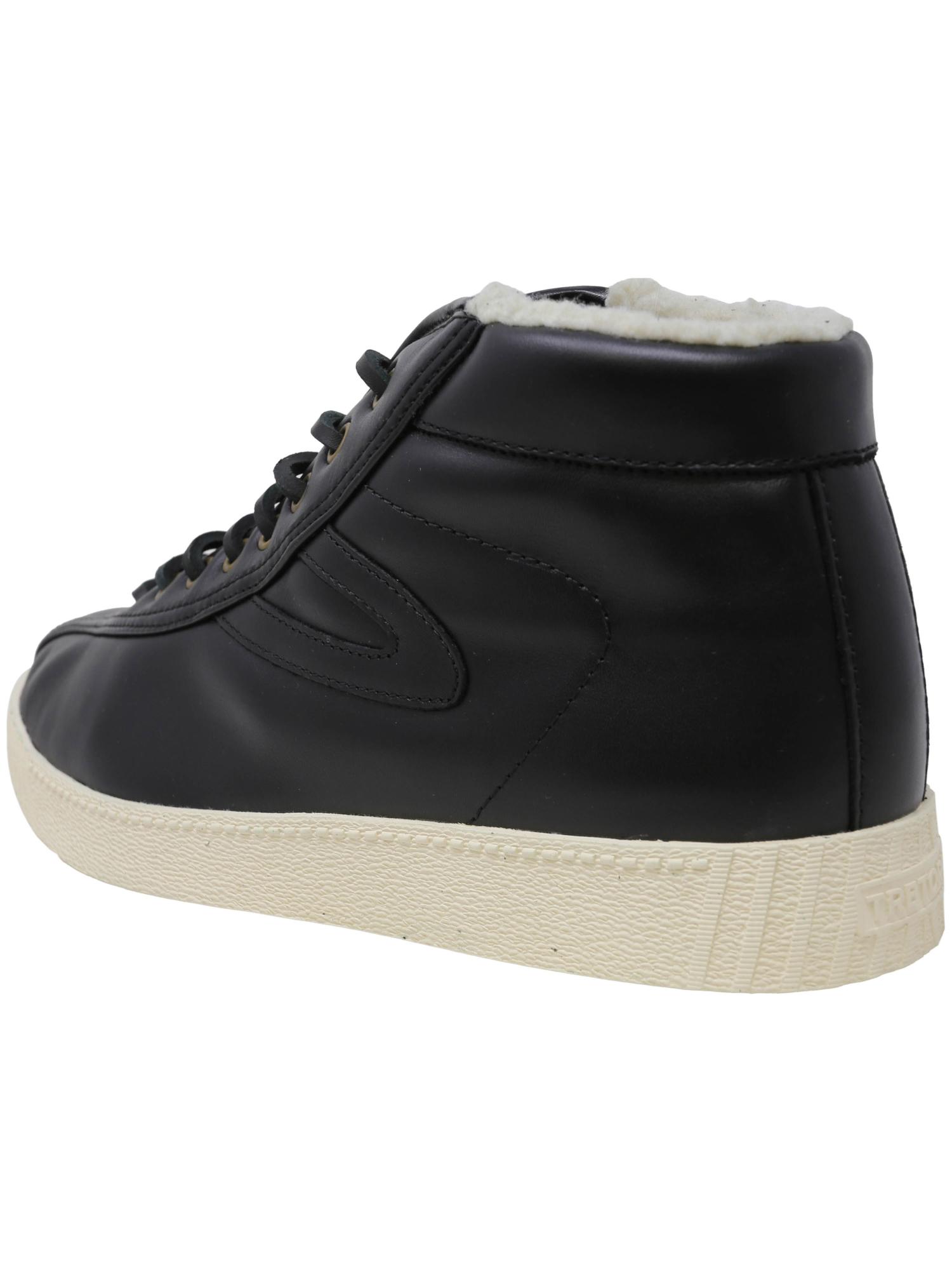 Tretorn Men's Nylite Hi 2 Leather Mid Top Fashion Sneaker
