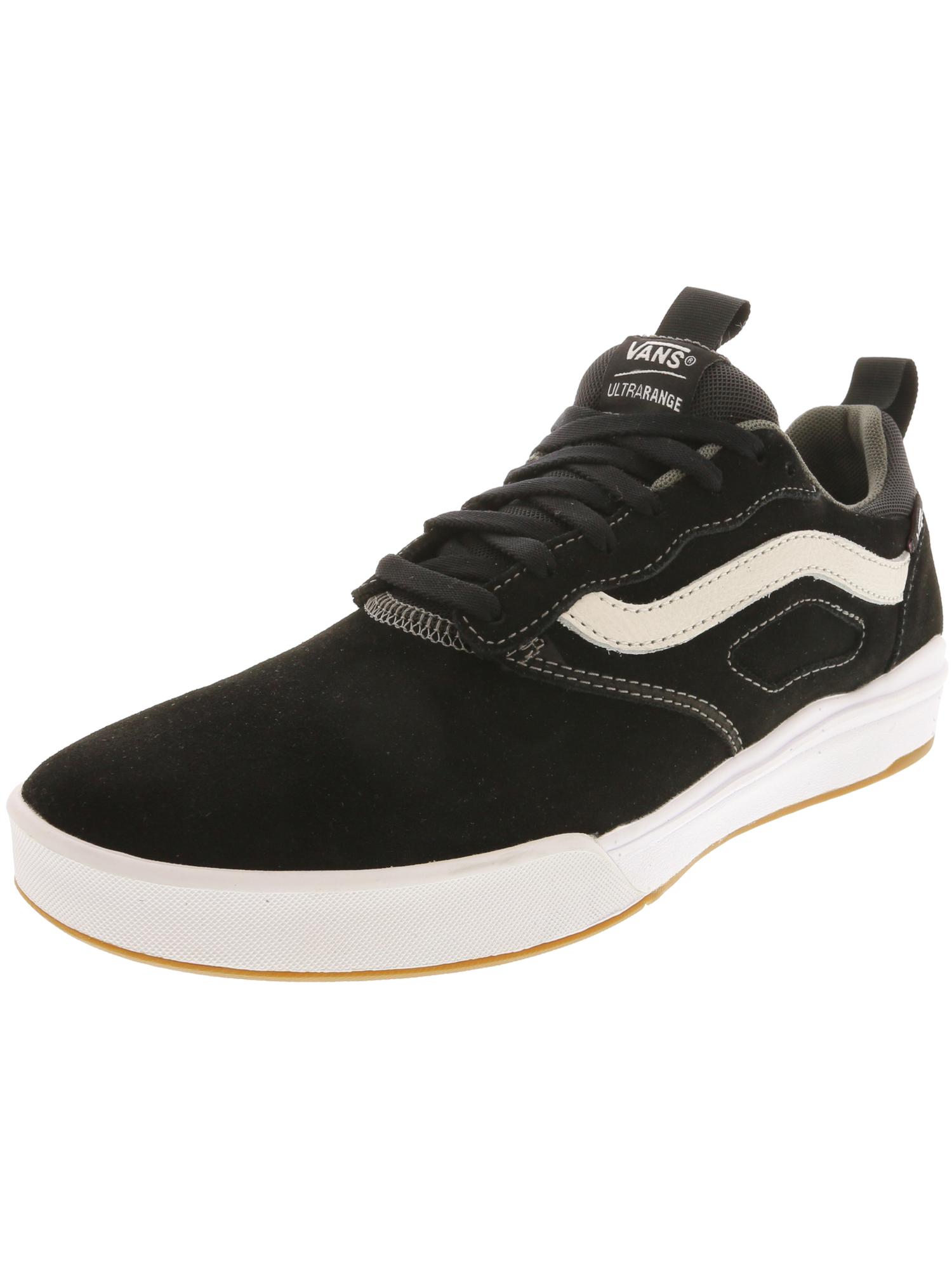 cbe17cf7c72 Vans Men s Ultra Range Pro Bl Ankle-High Suede Skateboarding Shoe