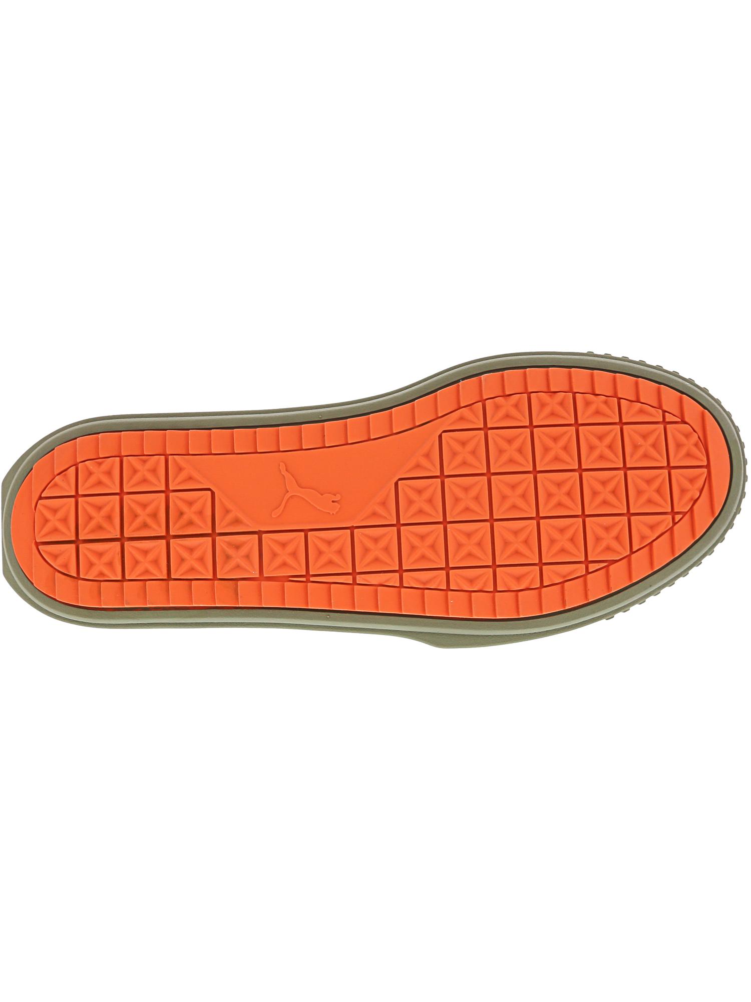 5348ff7230f8 Puma Men s Breaker Mesh FOF Ankle-High Leather Fashion Sneaker