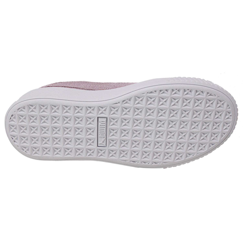 Puma-Women-039-s-Suede-Platform-Street-2-Ankle-High-Leather-Fashion-Sneaker thumbnail 10