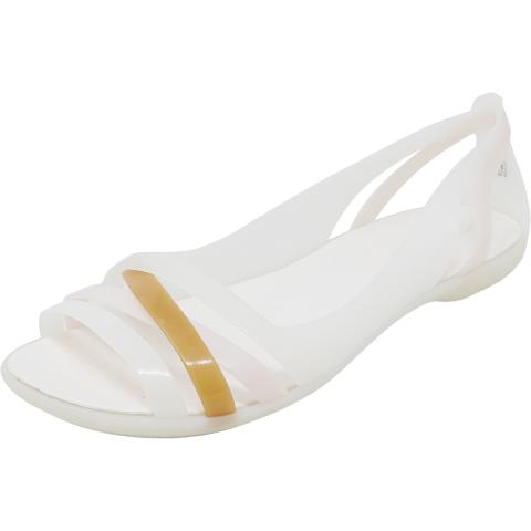 Crocs Women's Isabella Huarache 2 Flat Sandal