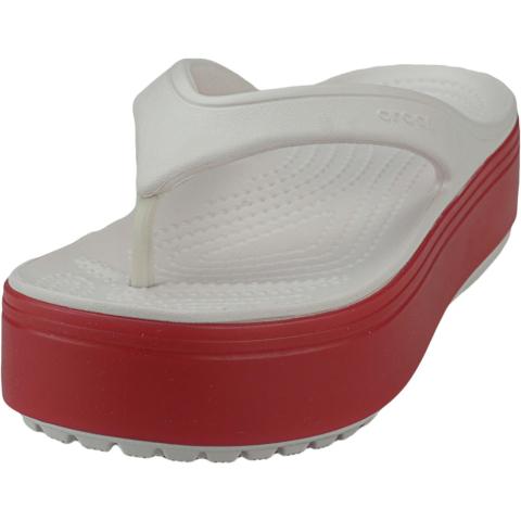 Crocs Crocband Platform Flip Sandal
