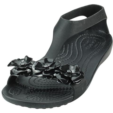Crocs Women's Serena Embellish Sandal Ankle-High
