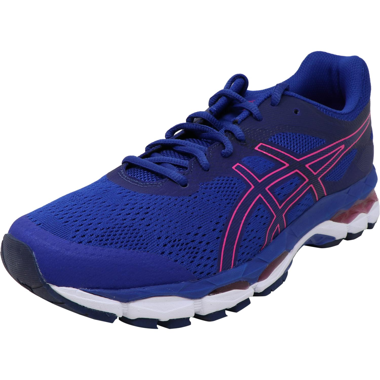 Asics Women's Gel-Superion 2 Monaco Blue / Pink Glo Ankle-High Mesh Running - 6M