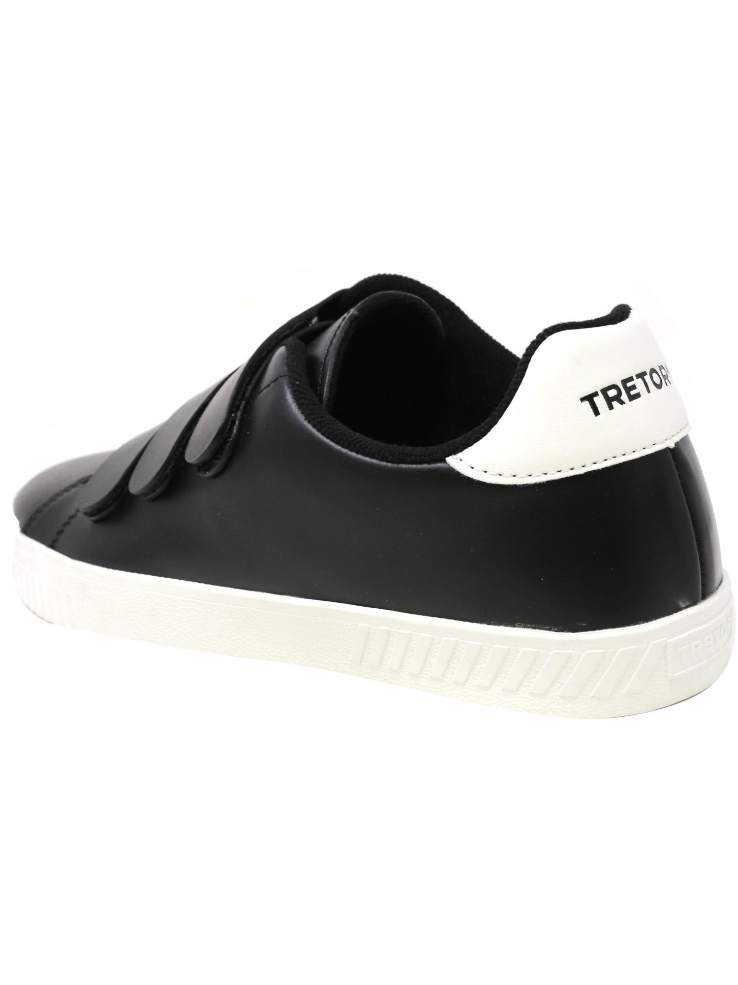 Homme-Tretorn-Transporter-2-en-Cuir-Cheville-High-Fashion-Sneaker miniature 6