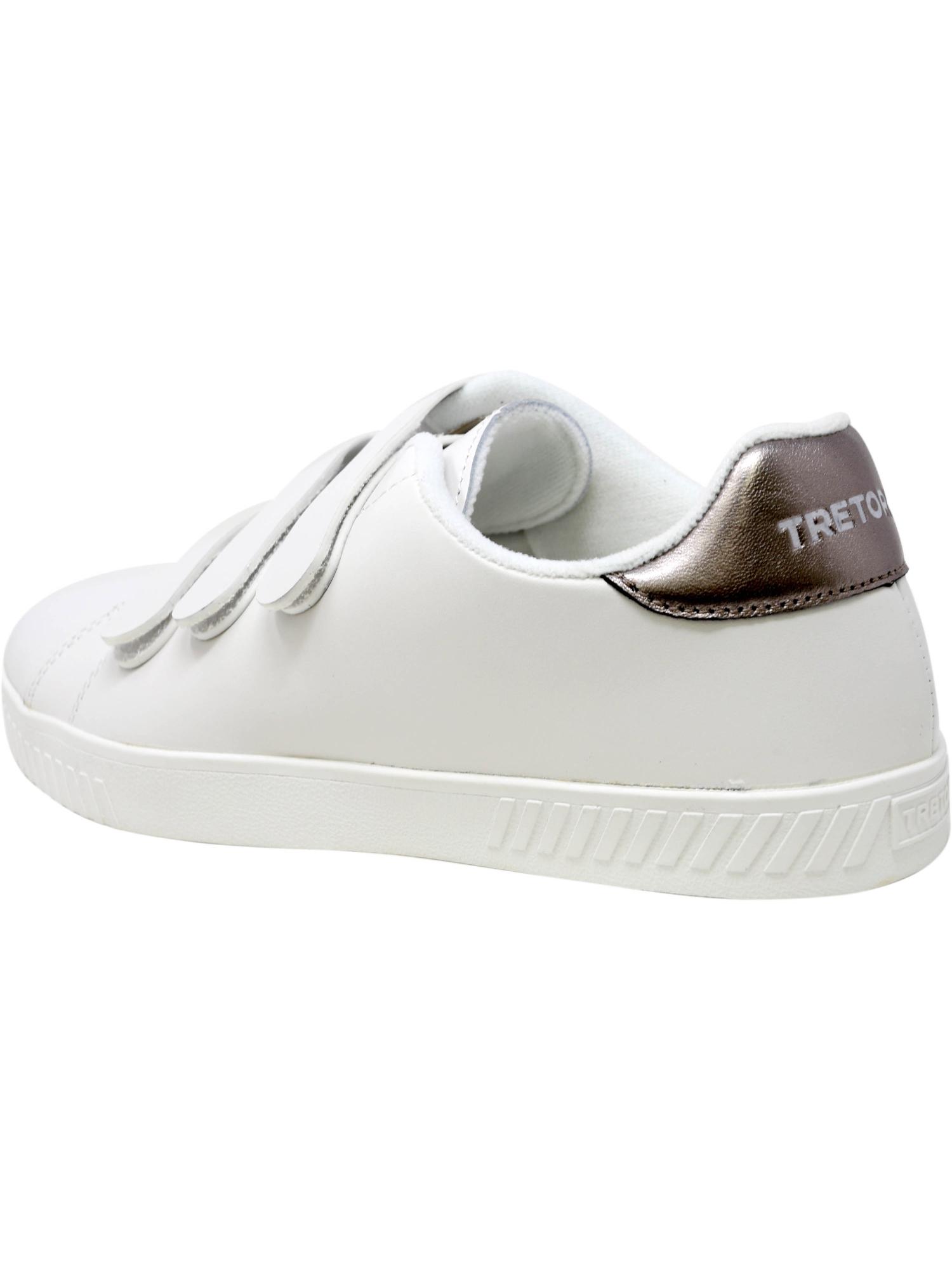 Homme-Tretorn-Transporter-2-en-Cuir-Cheville-High-Fashion-Sneaker miniature 12