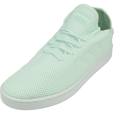 Adidas Women's Court Adapt Ankle-High Sneaker