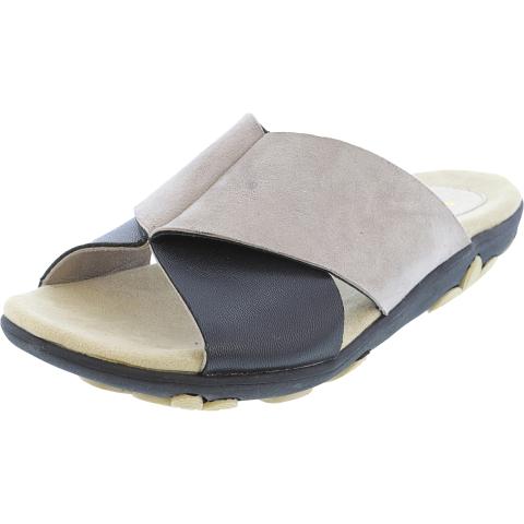 Jambu Women's Bloom Leather Sandal