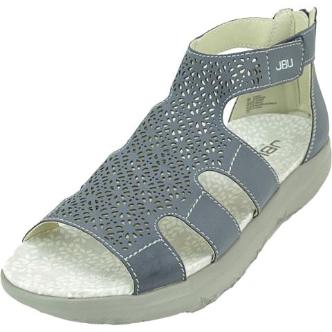 Jbu Women's Torry Ankle-High Sandal