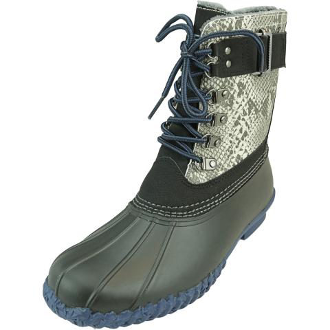 Jambu Women's Calgary Mid-Calf Leather Rain Boot
