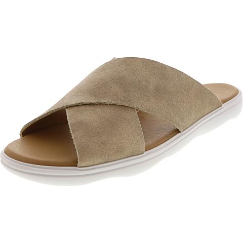 Lucky Brand Women's Mahlay Leather Sandal