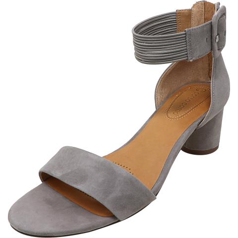 Corso Como Women's Louisah High-Top Leather Heel