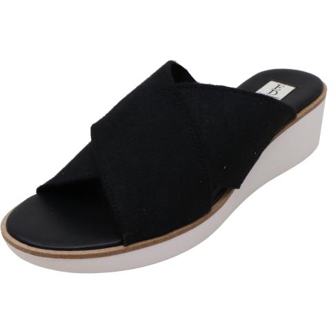Lucky Brand Women's Svetlana Felted Elastic Sandal