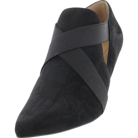 Corso Como Women's Diansko Suede Ankle-High Leather Pump