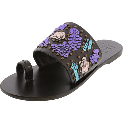 Lust Women's Flawless Leather Sandal