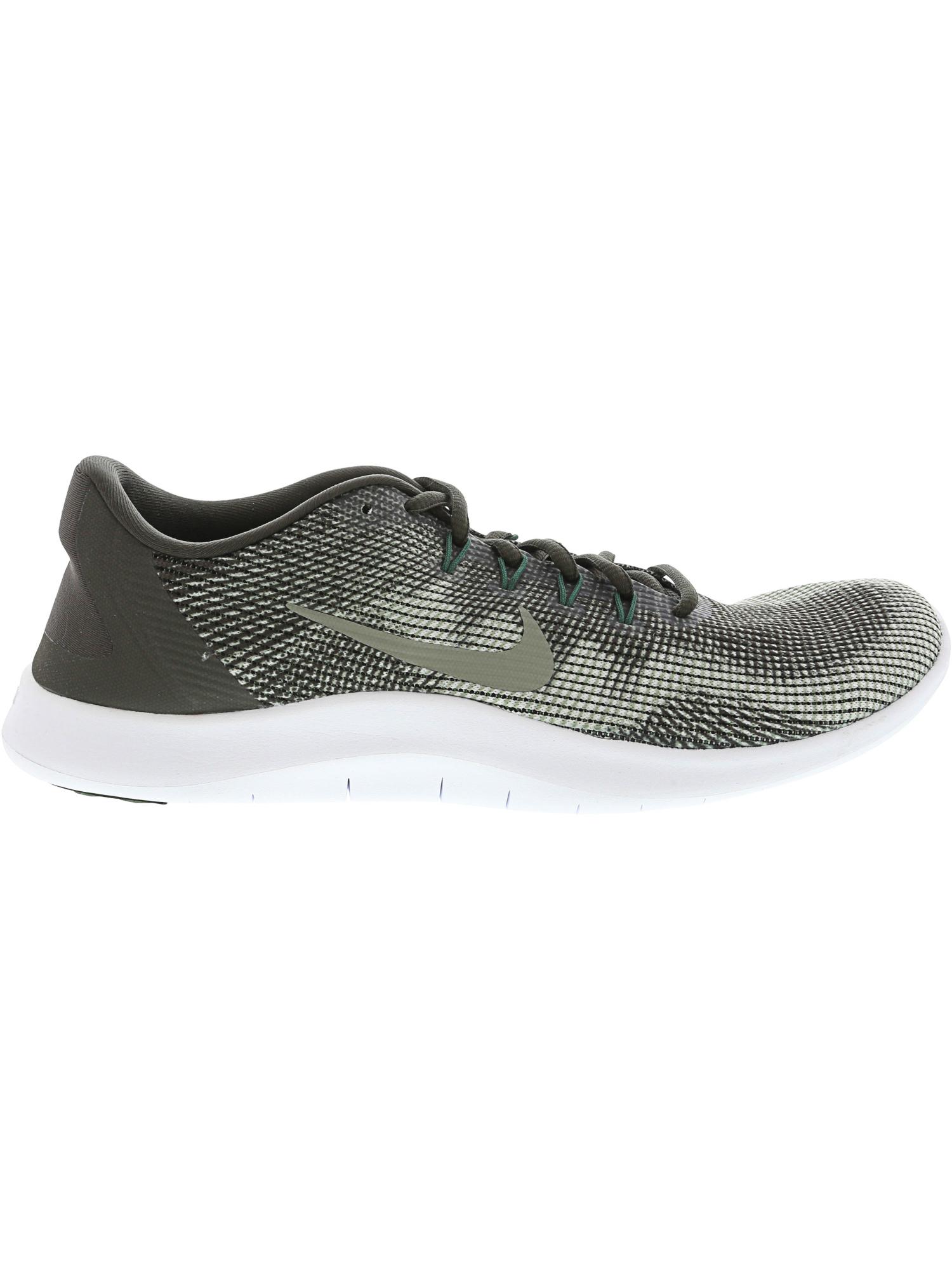 0d3b235cac3102 Nike Men s Flex 2018 Rn Ankle-High Mesh Running Shoe