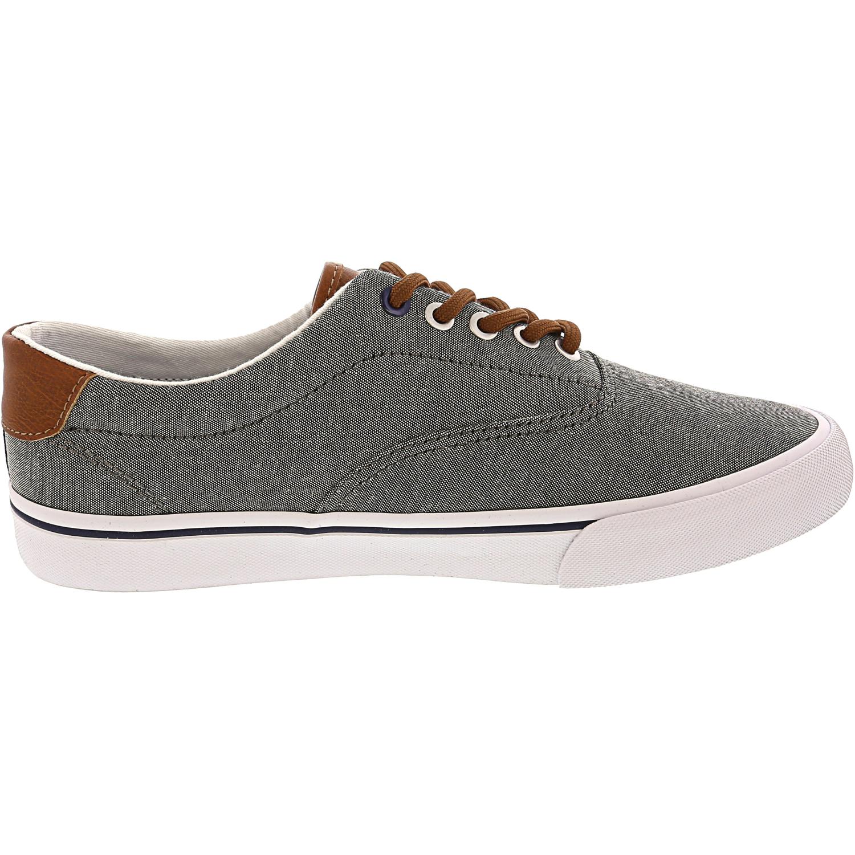Tommy-Hilfiger-Men-039-s-Phero-Ankle-High-Canvas-Sneaker thumbnail 7